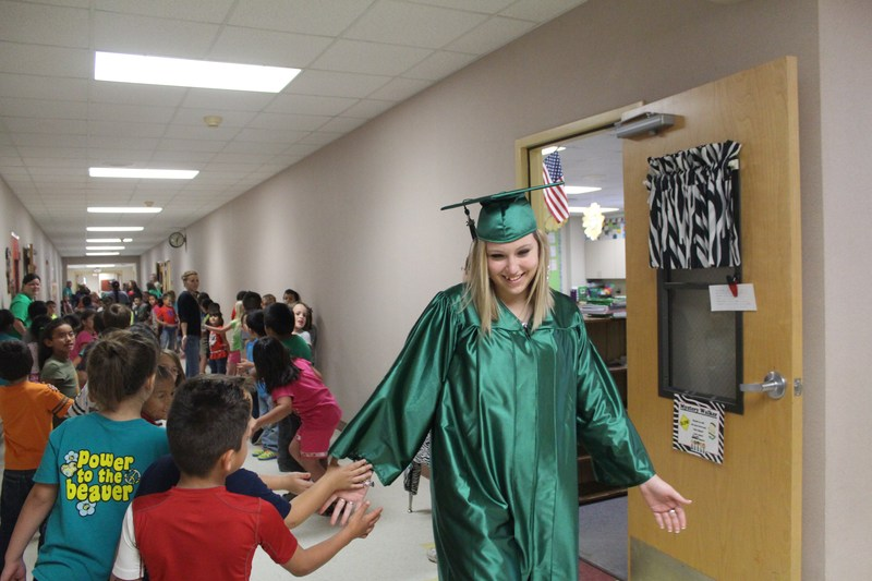 Class of 2015 Walk the Halls