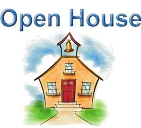Open House - September 21