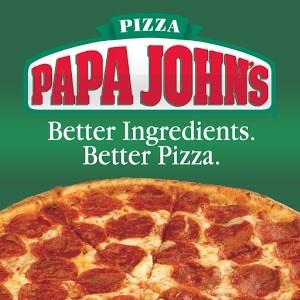 Papa John's Spirit Night