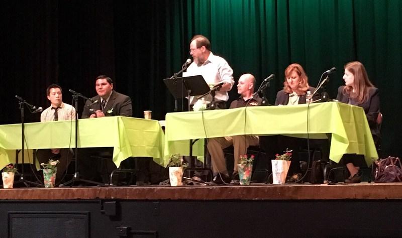 Forum Panel and Moderator