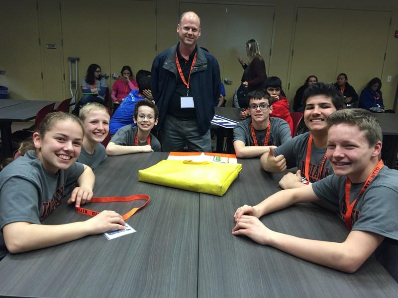 ISD - National Math Counts Champions!