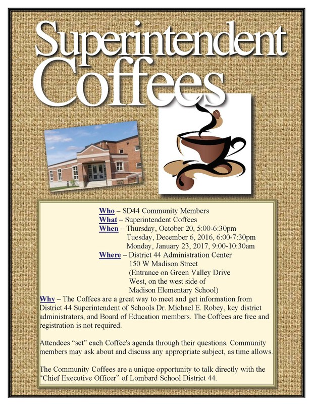 Superintendent Coffee Thumbnail Image