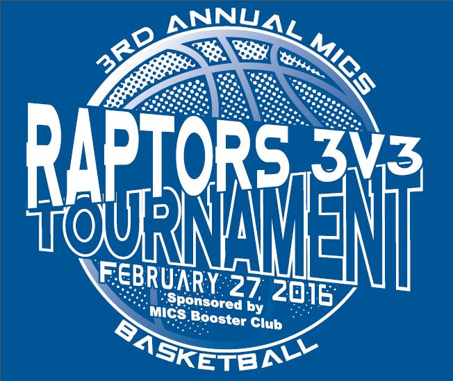 3v3 Basketball Tournament - Saturday, February 27