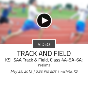 Watch the State Track & Field Meet Live Webcast All Weekend Long