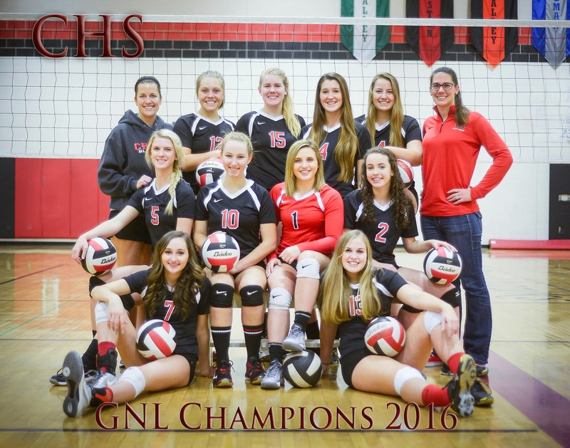 CONGRATULATIONS CHS VOLLEYBALL GNL CHAMPS! Thumbnail Image