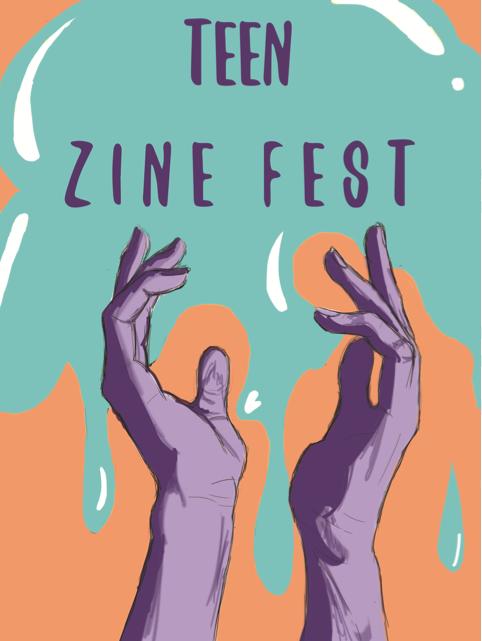 Teen Zine Fest 2016