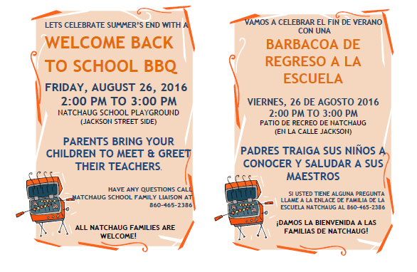 Back To School Barbecue Thumbnail Image