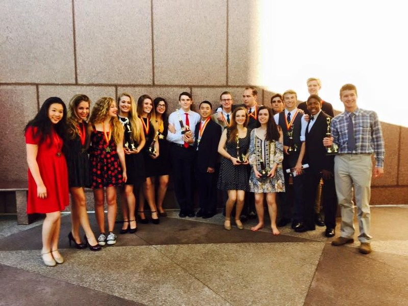 Drama Students Honored at MACY Awards
