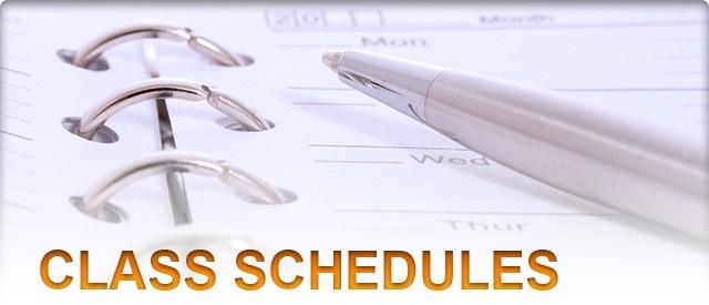 Schedule Change Request Procedures