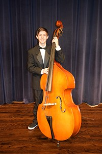 T.J. Landess Selected for All-State Band