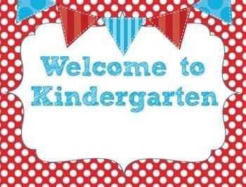 Kindergarten Orientation Information Thumbnail Image