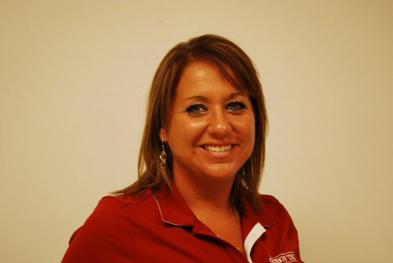 EMT instructor Lacey Williams earns the James O. Page Award