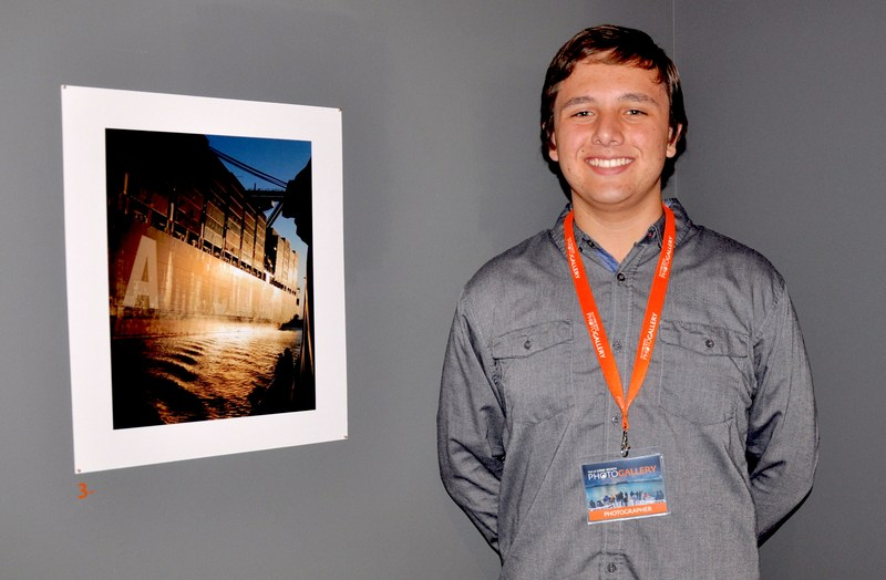 Student's Photograph Featured at Port of Long Beach Gallery