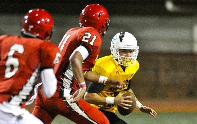 Football Kahuku vs. Mililani live scrimmage blog and final results