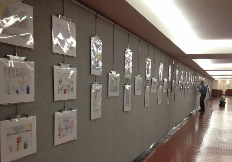 Grade 3 Artwork Displayed at Hartford Legislative Offices Thumbnail Image