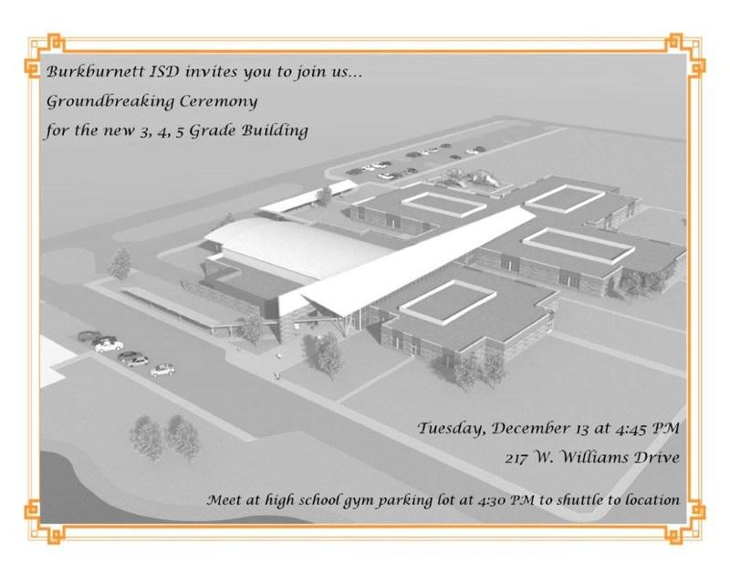 Groundbreaking Ceremony Invitation Thumbnail Image