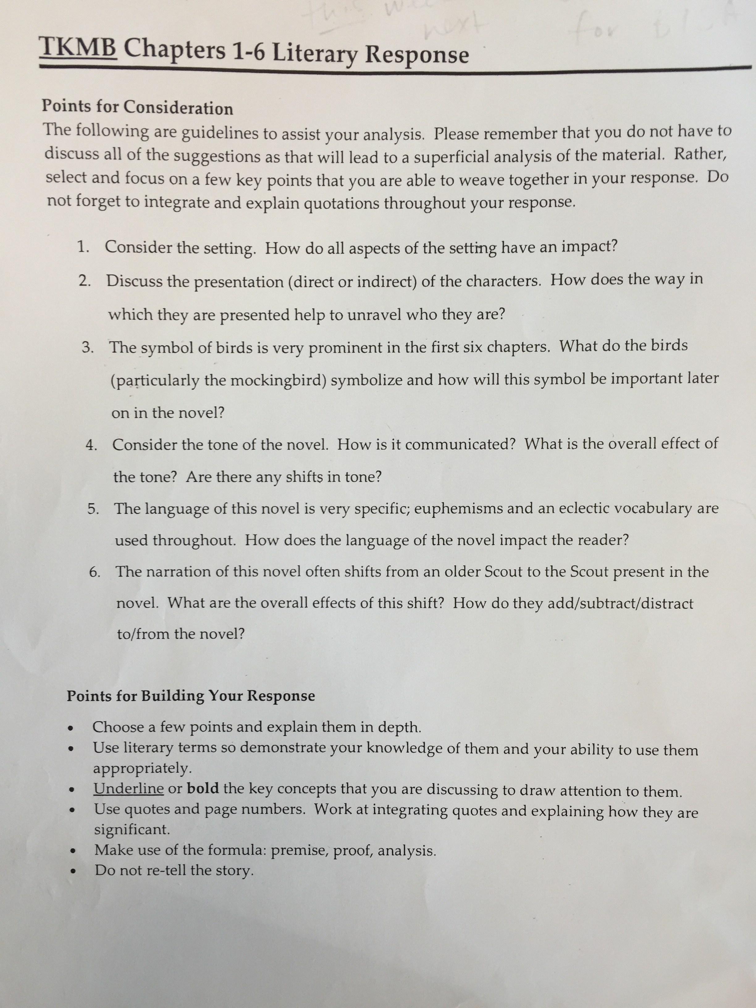 Help on English Essay DUE MONDAY!?