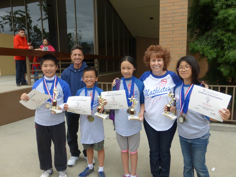 Mathletes win 27 medals at math field day
