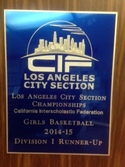 Bell Eagles Girl's Basketball Team Excels!