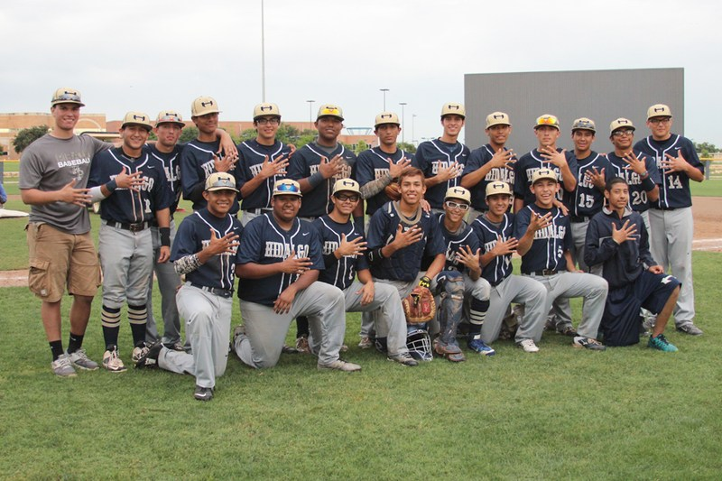 Congratulations to the HECHS Varsity Baseball Team for their outstanding achievements during the 2015 season!