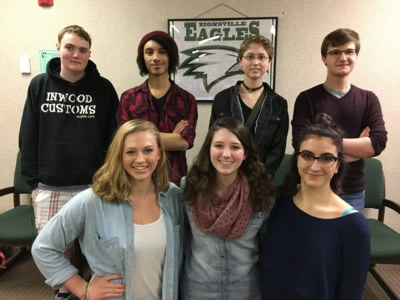 ZCHS team wins Best in State in Verizon's Innovative Learning app challenge Thumbnail Image