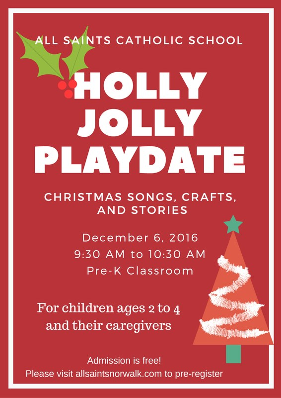 A Holly Jolly Playdate Thumbnail Image