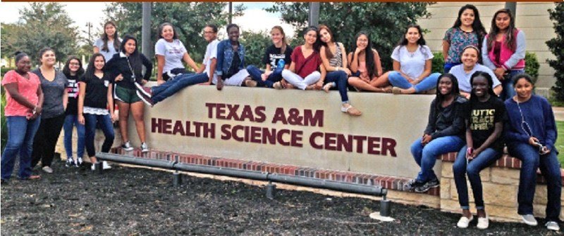 HHS Students Attend A&M Mini Med School