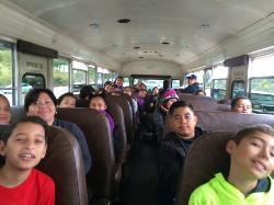 Fifth Grade Bulldogs off to LACOSS
