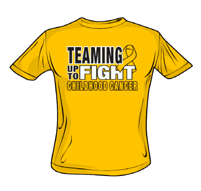 Go Gold for a Cure