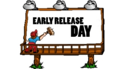 Early Release - Friday, Dec 18th