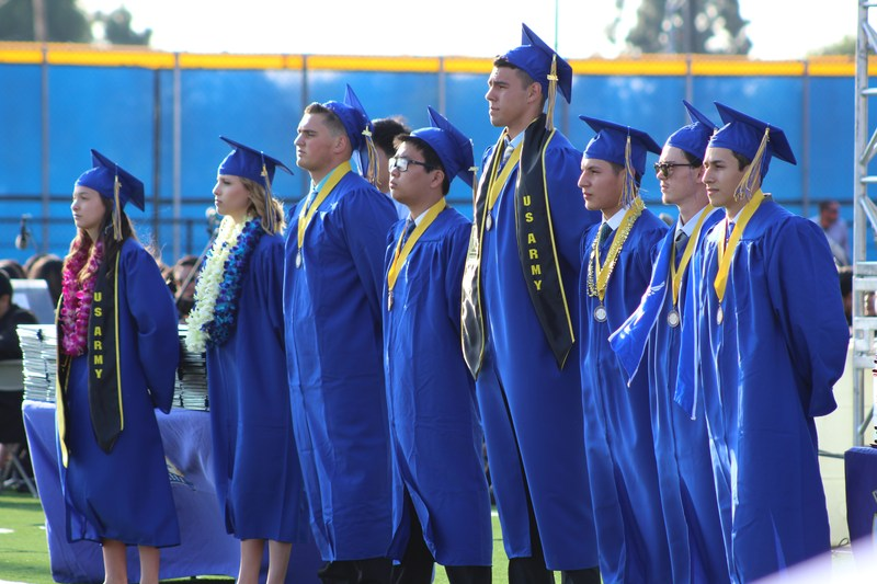 VHS Commencement Ceremony - June 11th, 2015