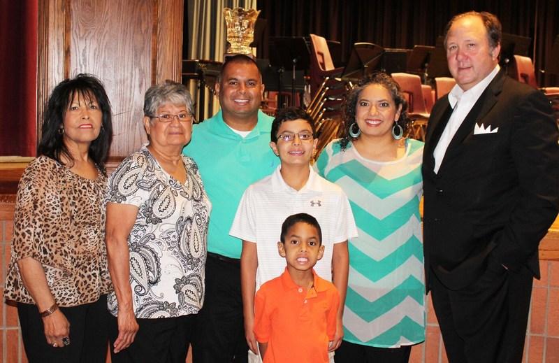 Charles Cortez Named Teacher of the Year for AISD!