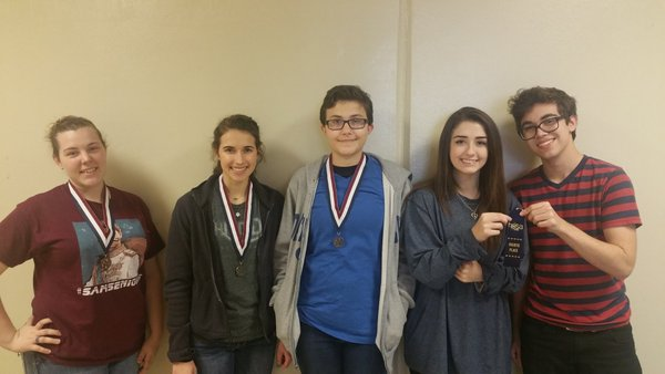 Bastrop ISD HOSA students advance to state