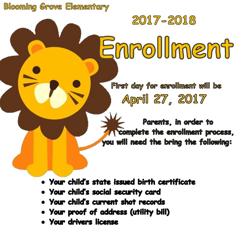 Early Enrollment at Elementary Campus Thumbnail Image
