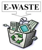 E-Waste is Coming to South Pointe!  Recycle Your Electronics and Help our School!