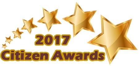 2017 Citizen Award program logo