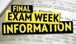 Reviews and final tests---First semester August to December 2015