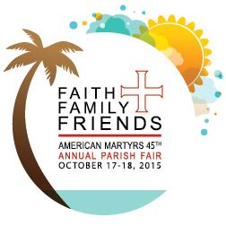 The Parish Fair is Coming - August 17-18