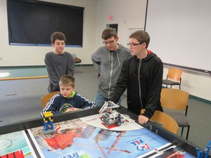 TK Sending Four Teams to Regional Robotics Challenge