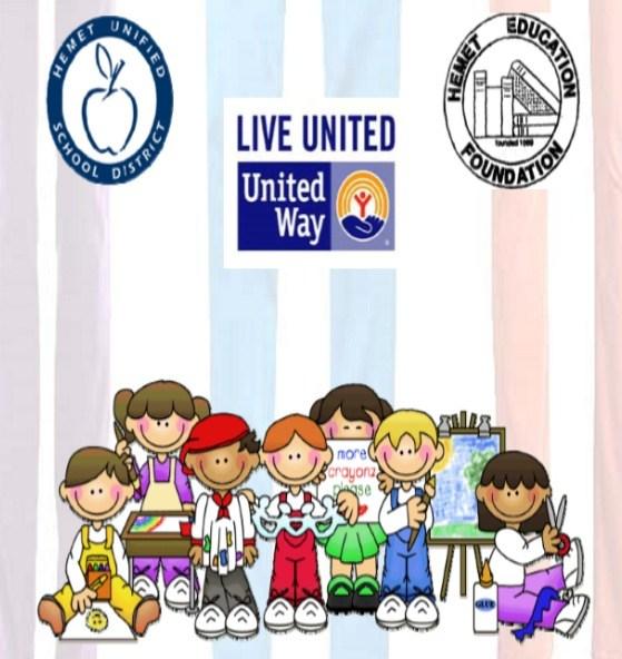 United Way and Hemet Education Foundation