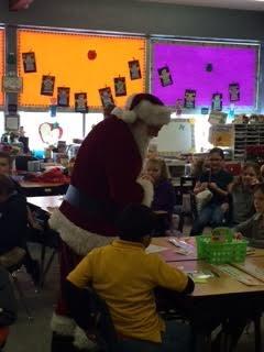 Santa Came to Wilson! Thumbnail Image
