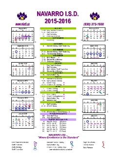 School Board adopts 2015-2016 Calendar
