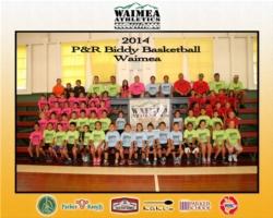 BIG MAHALO from Parks & Rec Waimea!
