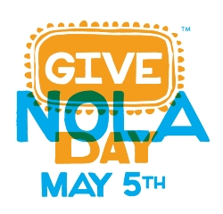 GiveNOLA Day coming on May 5th