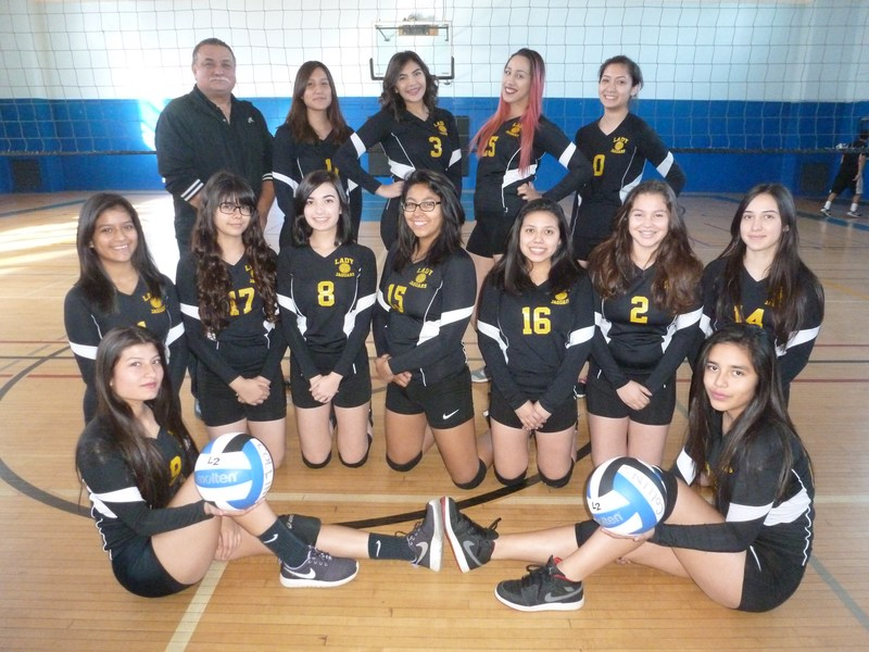 Congratulations to our Lady Jaguars Girls Varsity VolleyBall Team!