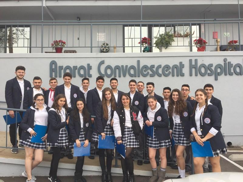 Choir to Ararat Home