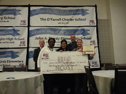 National Center For Urban School Tranformation Winner