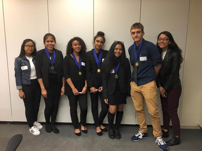 MHS Debate Team Sweeps