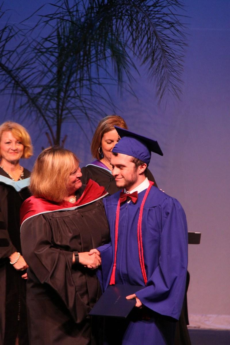 La Entrada HS, Parkview School & El Camino Real HS Graduate!
