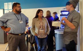 CUHSD Educators Gather Insights at Online, Blended Learning Academy in Colorado